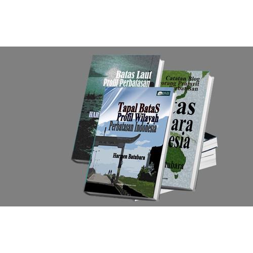 Foto Produk Tiga Buku Batas Perbatasan dari Buku Perbatasan