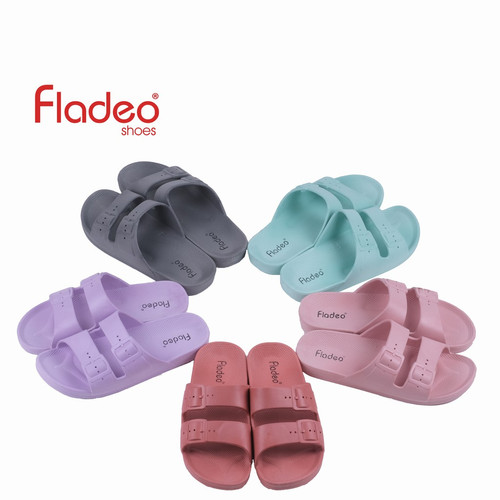 Foto Produk Fladeo D21/LDS382-1HP/Sandal For Ladies [Phylon Style] - BABY BLUE, 36 dari Fladeo Official