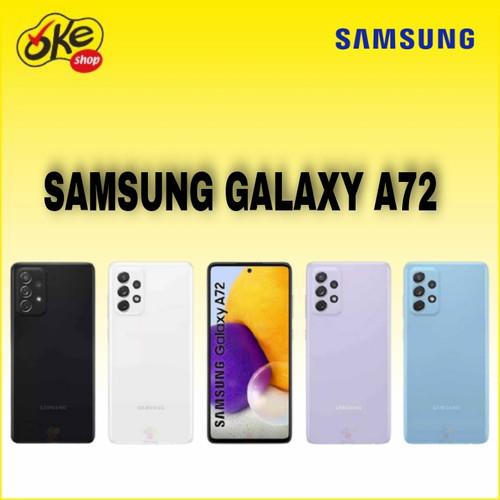 Foto Produk Samsung Galaxy A72 Smartphone (8/256GB) - Black dari OKESHOP