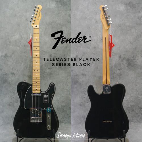 Foto Produk Fender Telecaster Player Series Black dari SMOSYU MUSIC