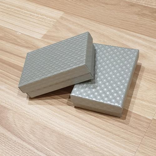Foto Produk Kotak Hadiah Gift Box Tebal untuk Kado Logam Mulia - Silver dari opigold