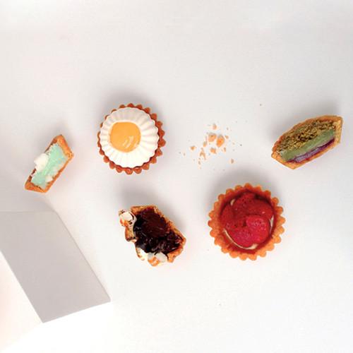 Foto Produk Olive and Pam Tartlet 6 pcs (Kue Ulang Tahun/ Hamper/ Gift) dari OLIVE AND PAM PATISSERIE