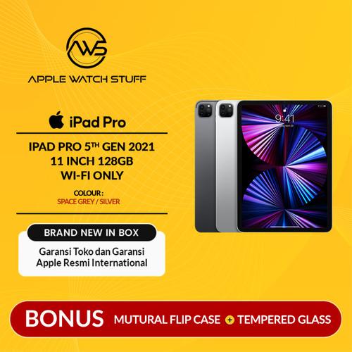 Jual Apple iPad Pro 5th Gen 2021 11 Inch 128GB Wifi Only ...