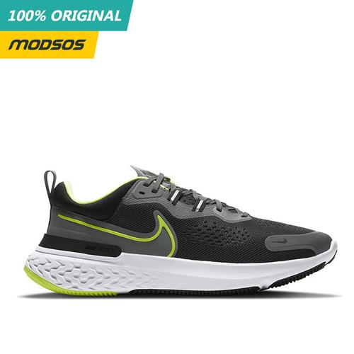 Foto Produk Sepatu Lari Pria Nike Original React Miler 2 Multi dari Modsos