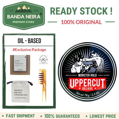 Foto Produk Uppercut Deluxe Monster Hold Original Impor Oil Based Pomade dari Banda Neira Store