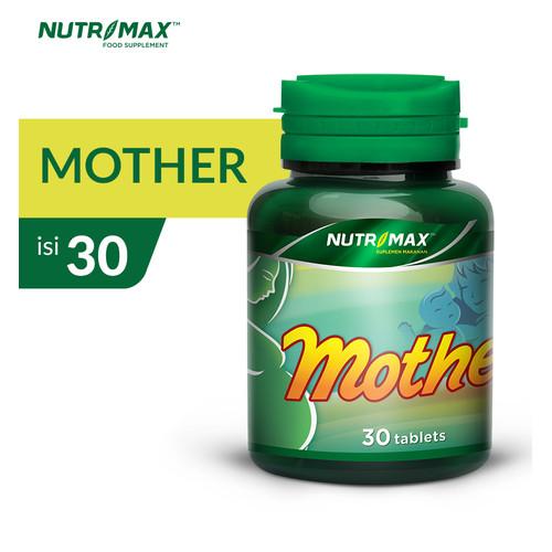Foto Produk NUTRIMAX MOTHER 30 TABLET dari Nutrimax Official Store