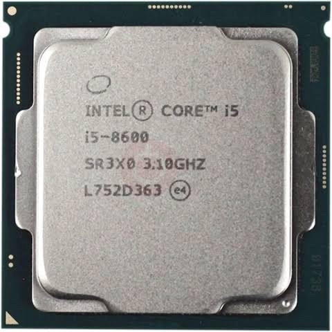 Foto Produk PROCESSOR INTEL CORE I5 8600 TRAY + FAN LGA 1151 dari iconcomp