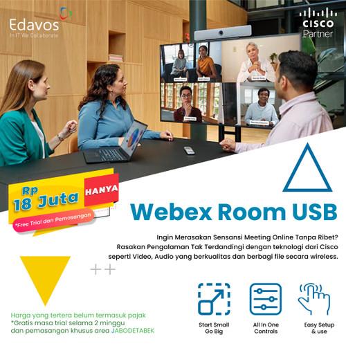 Foto Produk Cisco Webex Room USB dari PT. Edavos