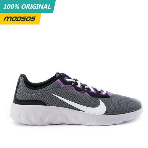 Foto Produk Sepatu Sneakers Pria Nike Original Explore Strada Grey dari Modsos