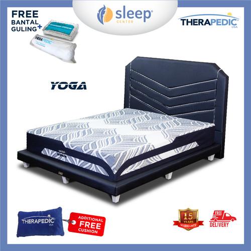 Foto Produk SC Therapedic Yoga R Set 100 120 160 180 200 - 100x200 dari SLEEP CENTER