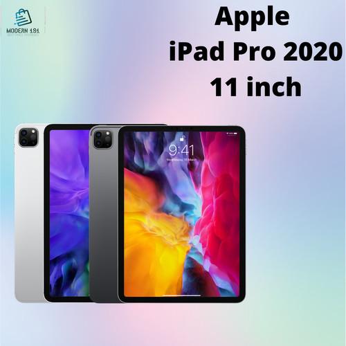 Foto Produk iPad Pro 2020 11inch 256GB Wifi Only - Grey dari Modern191