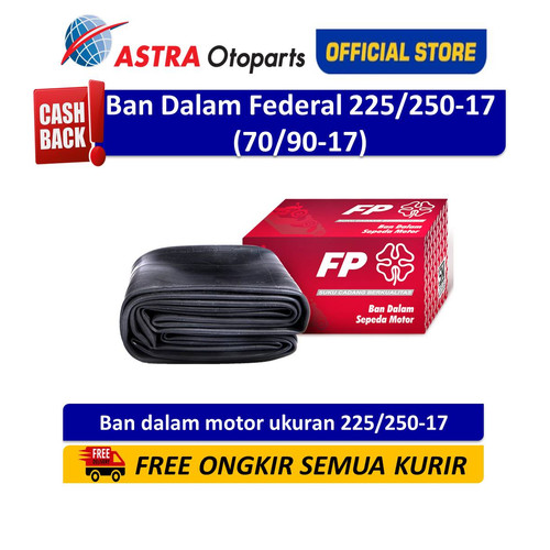 Foto Produk Ban Dalam Federal 225/250-17 (70/90-17) dari Astra Otoparts