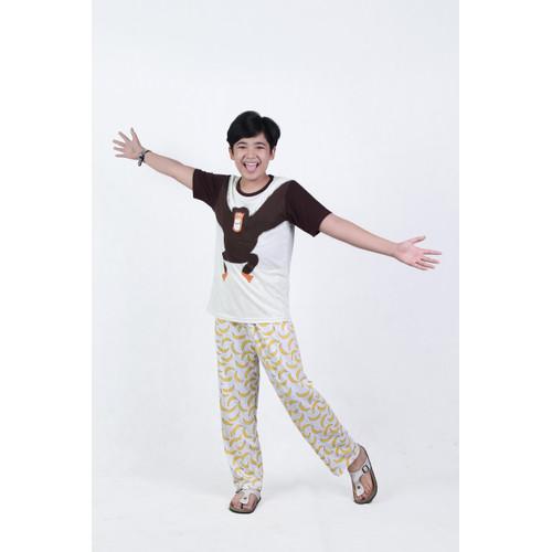 Foto Produk Piyama Anak Short Shirts Gorilla SSLP56 - 4 dari Boboo Kids