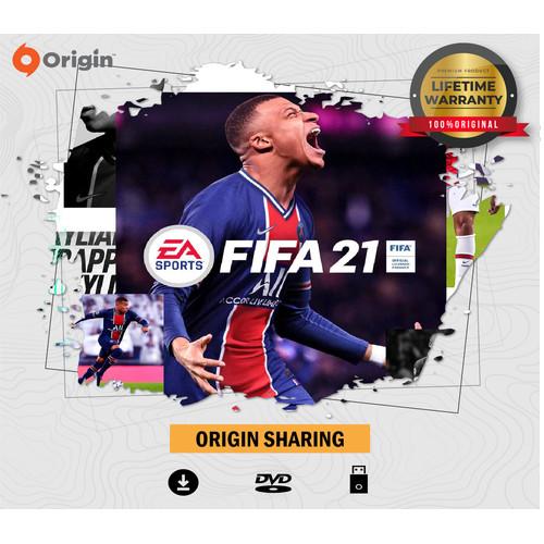 Foto Produk FIFA 21 PC - Original ORIGIN (SHARING) - ORIGIN dari Restore Play