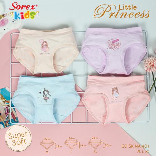 Foto Produk Celana dalam anak perempuan Sorex seri Na - M dari Rinstore99