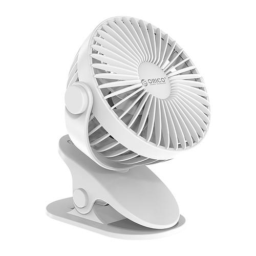 Foto Produk ORICO Clip fan 1200mAh Battery - GXZ-F835 - Putih dari ORICO INDONESIA