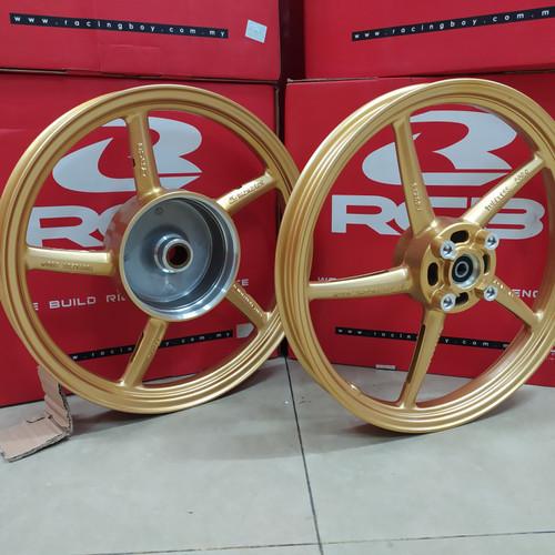 Foto Produk Velg Racing RCB Vario 125 / Vario 150 - SP 522 Gold dari Motochiefdotnet
