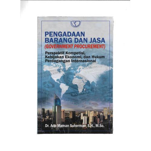 Foto Produk PENGADAAN BARANG & JASA (GOVERNMENT PROCUREMENT)-RJK -UR dari Toko Buku Uranus