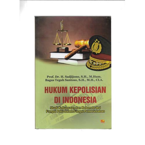 Foto Produk HUKUM KEPOLISIAN DI INDONESIA-LKB -UR dari Toko Buku Uranus