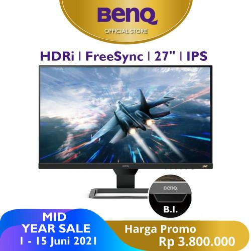 Foto Produk Monitor BenQ EW2780 27inch IPS HDR Full HD HDMI LED Eye Care Monitor dari BenQ Official Store