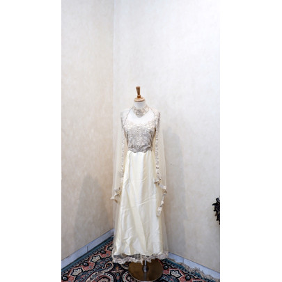 Foto Produk RAMADAN SALE - Dress/Gamis/Baju Pesta/Baju Lebaran R002-26 dari jakahong studio