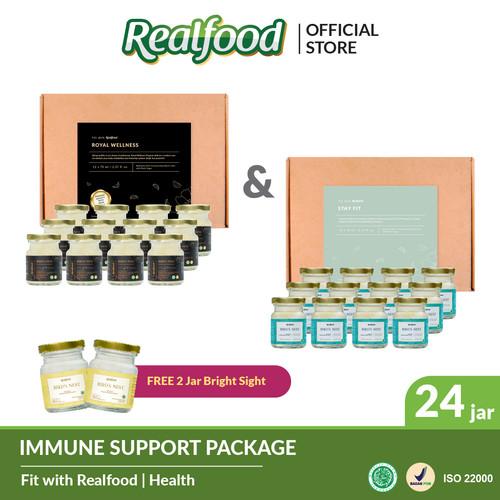 Foto Produk Realfood Immune Support dari Realfood