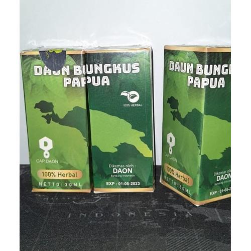 Foto Produk MINYAK DAUN BUNGKUS TIGA JARI / HERCULES PEMBESAR-KELAMIN ASLI PAPUA dari Pegro Indonesia