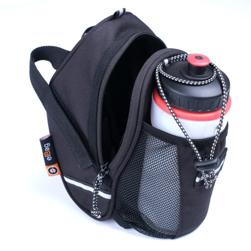 Foto Produk Saddle Bag Tas Sepeda Eibag 1537 - Hitam dari eibag-indonesia