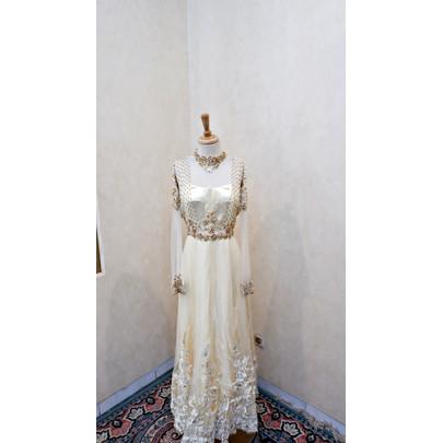 Foto Produk RAMADAN SALE - Dress/Gamis/Baju Pesta/Baju Lebaran R002-21 dari jakahong studio