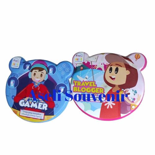 Foto Produk kotak makan anak murah Sovenir ulang tahun souvenir   goodiebag KT-002 dari aselisouvenir