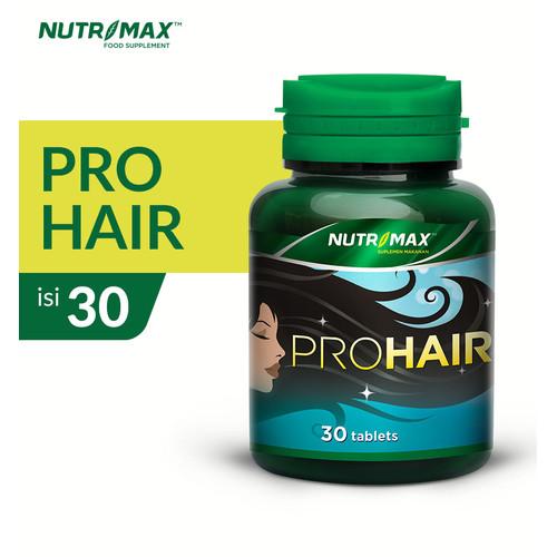 Foto Produk NUTRIMAX PRO HAIR ISI 30 TABLET VITAMIN RAMBUT dari Nutrimax Official Store