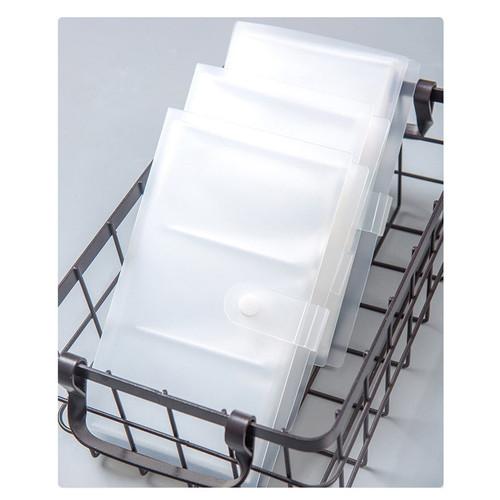 Foto Produk Transparent Doff Plastic Card Holder - Tempat Kartu - Card Holder dari Pinkabulous
