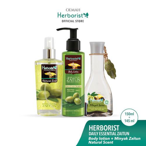 "Foto Produk Herborist Paket Zaitun ""Daily Essential"" dari Oemah Herborist"