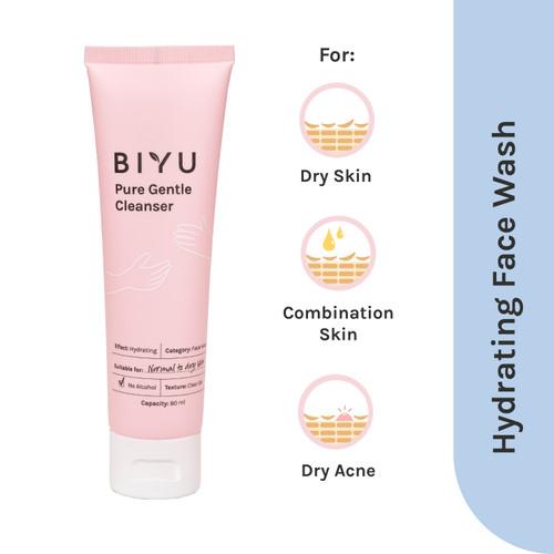 Foto Produk BIYU Cleanser - Pure Gentle dari BiyuSkin