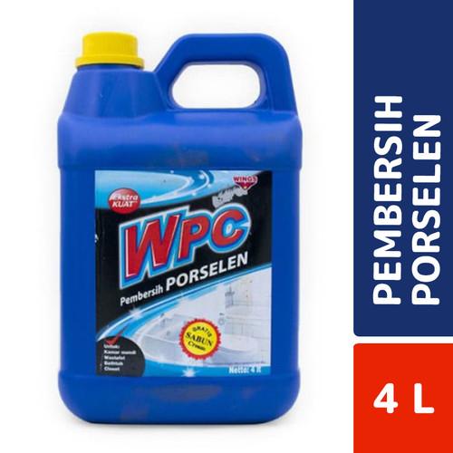 Foto Produk WPC Pembersih Porselen 4 Liter dari Mesinlaundry