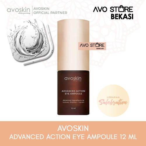 Foto Produk AVOSKIN advanced eye ampoule dari AVOSTORE BEKASI