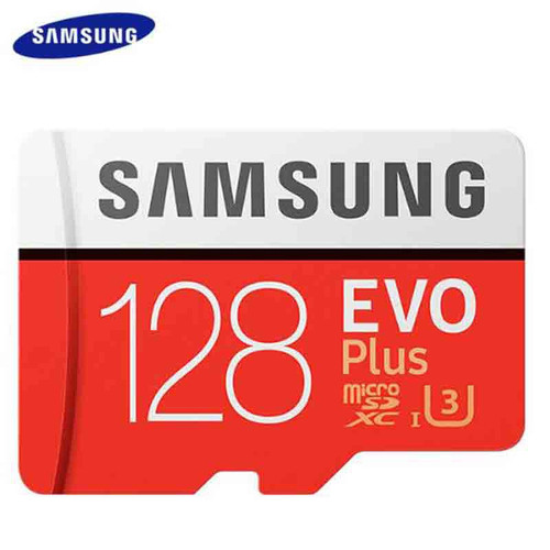 Foto Produk Micro SD Samsung Evo Plus 128gb Memory HP SDXC 128 gb UHS-I Card dari PojokITcom Pusat IT Comp