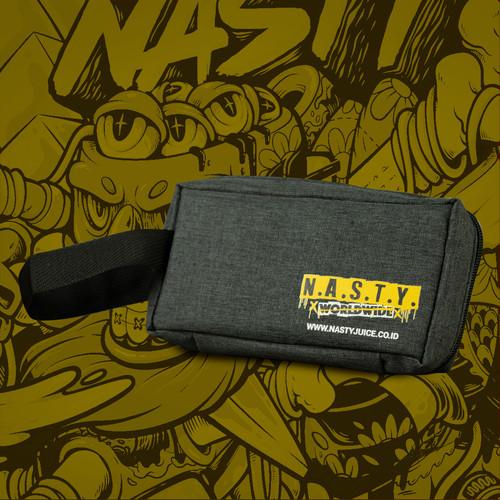 Foto Produk Pouch Bag / Hand Bag Vape NASTY PROJECT dari NASTYProject