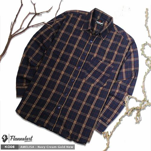 Foto Produk kemeja flannel flanel branded premium dari bangonel
