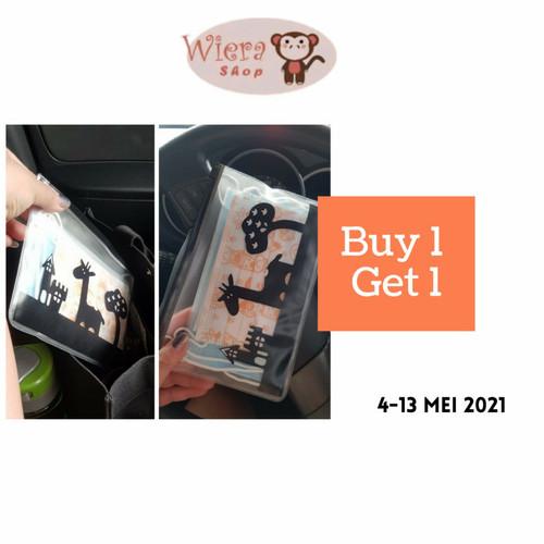 Foto Produk Dompet Masker Binatang Animal Mask pouch Import - Rubah dari Wiera Shop