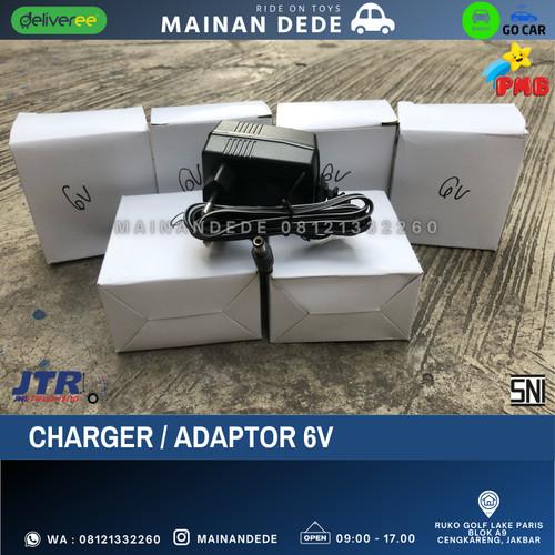 Foto Produk Charger/Adaptor Mainan Mobil Aki dari Mainan Anak Dede