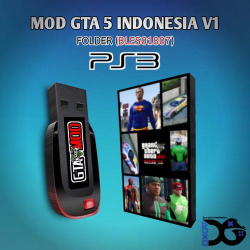 Foto Produk Mod Gta5 Ps3 INDONESIA dari Daniet shop