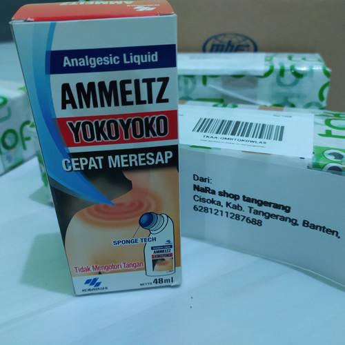 Foto Produk Yoko Yoko 48 ml dari NaRa shop tangerang