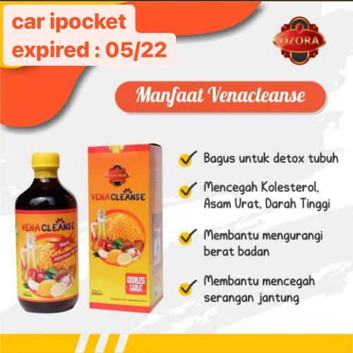 Foto Produk Vena Cleanse OZORA anti sakit jantung dari Car iPocket