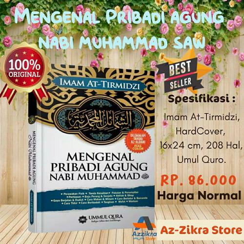 Foto Produk Buku Mengenal Pribadi Agung Nabi Muhammad (Original Book) dari Toko Az Zikra