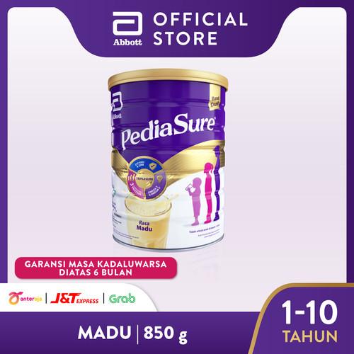 Foto Produk Pediasure Madu 850 g (1-10 tahun) Susu Formula Pertumbuhan Anak dari Abbott Official Store