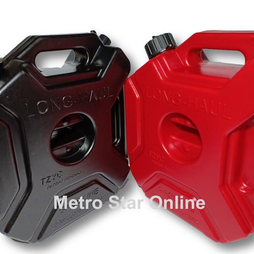 Foto Produk Jerigen 5 Liter untuk BBM Touring Adventure Traveling dari Metro Star Online