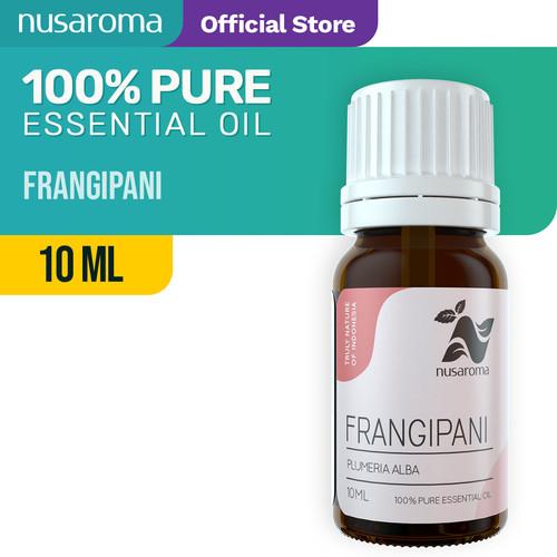 Foto Produk Frangipani Oil ( MInyak Kamboja ) 10 ml | 100 % Pure & Natural dari Nusaroma