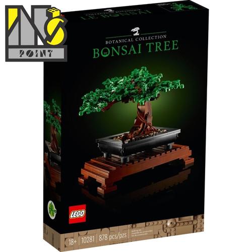 Foto Produk LEGO 10281 - Creator Expert / Exclusive - Bonsai Tree dari Ins Point