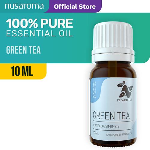 Foto Produk Green Tea Oil ( Minyak Green Tea ) 10 Ml | 100 % Pure & Natural dari Nusaroma